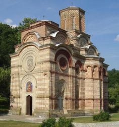 Serbian Orthodox monastery Kalenic (1407-1413)