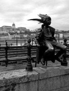 Little Princess Statue - Budapest - Hungary - zoltán kovács - Google+