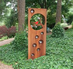 Grovewood Gallery, Asheville NC Crafts | Garden Sculpture