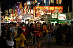 73rd Annual North Florida Fair - November 6 - 16, 2014 in Tallahassee, Florida