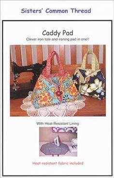 Caddy Pad Pattern