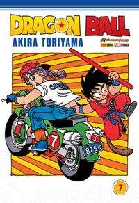 LIGA HQ - COMIC SHOP Dragon Ball #07 - Dragon Ball - Mangá PARA OS NOSSOS HERÓIS NÃO HÁ DISTÂNCIA!!!