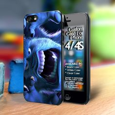 Sulley Monster inc Iphone 4 case