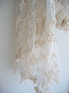 lace scarves <3