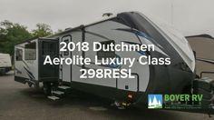 2018 Dutchmen Aerolite 298RESL Walkthrough   Boyer RV Center