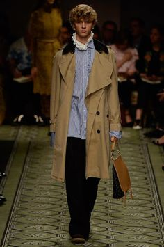 The Burberry September Collection - London Fashion Week