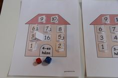 mnozewnjw so 3 i 4 Creative Kids, 9 And 10, Calendar, Maths, Holiday Decor, School, Ideas, Life Planner, Thoughts