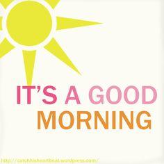 Good Morning Mandisa Lyric Art