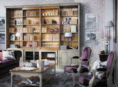 Grange | Biblioteki w klasycznym stylu | EKSKLUZYWNE.NET