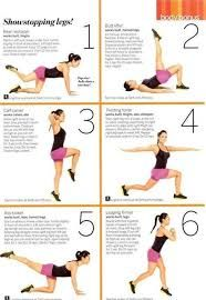 Image result for thigh workout