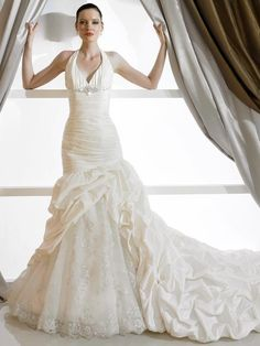 Beautiful Bride's Gown