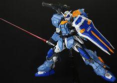 MG Duel Gundam Assaultshroud - Customized Build Gundam Custom Build, Gundam Seed, Suit Of Armor, Gundam Model, Mobile Suit, Zbrush, Badass, Action Figures, Building