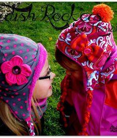 Mama hoch 2 Wintermütze Größe 36-58cm