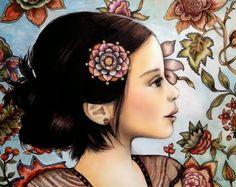 Por Amor al Arte: Claudia Tremblay Canadá (de Amos, Quebec)