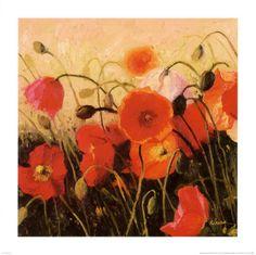 Poppy Party by Shirley Novak