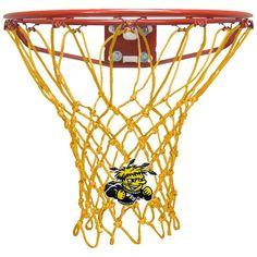 Wichita State Shockers Basketball Net - Gold