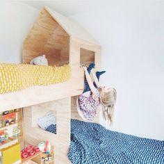 Space-saving beds, on @rafakids blog