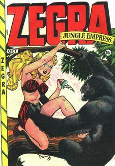 COMIC_zegra #comic #cover #art