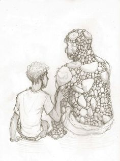 I love this drawing so much Gone Michael Grant, Gone Book, Gone Series, Drake's Birthday, The Darkest, Darkest Minds, Peculiar Children, Beloved Book, Percy Jackson Fandom