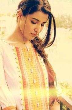 "Model/Actress: Hareem Farooq... Watch her in Pakistani drama ""Mausam"". Not just pretty!"