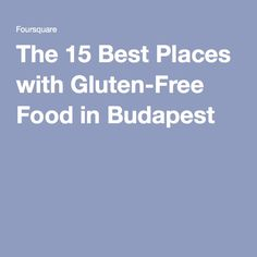 The 15 Best Places with Gluten-Free Food in Minneapolis Tapas Bar, Love Eat, Minneapolis, Budapest, Gluten Free Recipes, Free Food, Restaurants, Travel, Activities