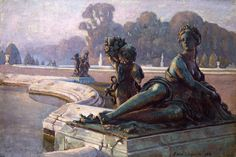 Einar Wegener 'Evening by the Lake' 1918. (Lili Ilse Elvenes, better known as Lili Elbe, was a Danish transgender woman and one of the first identifiable recipients of sex reassignment surgery. Elbe...