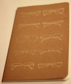 Laser Etched Notebook