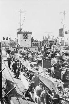 d day landing units