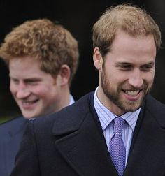 'The Boys': ♔Brothers♔Prince Harry♔Prince William hope that setting up their own offices will allow them independence within the Royal Family... January 2009