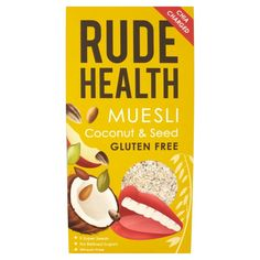 Muesli || Coconut & Seed Gluten Free