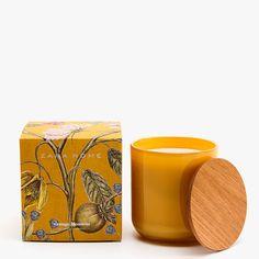 ORANGE BLOSSOM LARGE CANDLE - Candles - Products - Home Fragrances | Zara Home United Kingdom
