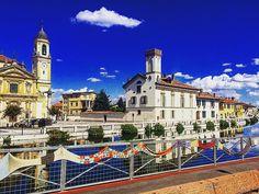 #milanodavedere #navigli #gaggiano #landscape #blue #sun #sunshine #love #beautiful #picture #TFLers #sky #milanochenontiaspetti #milanochenonsembramilano by andr_e89
