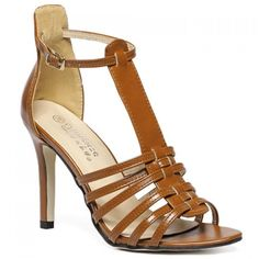 26.46$  Buy now - http://di8f0.justgood.pw/go.php?t=169249703 - Trendy Peep Toe and T-Strap Design Sandals For Women 26.46$