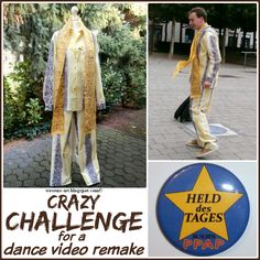 my Crazy Challenge