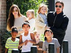 """BRAD PITT  Dad to a brood of six, Pitt is another fan favorite, especially in light of fiancée Angelina Jolie's double mastectomy announcement in May. """"How awesome he is for standing by his woman, and his kids,"""""""