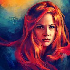 25 pinturas impressionantes de Digitas por Alice X. Zhang