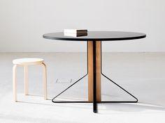 Artek REB 004 Kaari Dining Table