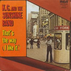 November 22, 1975 - KC and the Sunshine Band started a two week run at No.1 on the US singles chart with 'That's The Way (I Like It)', the group's second US No.1 of the year •• #kcandthesunshineband #thisdayinmusic #1970s #disco