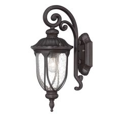 Found it at Wayfair - Laurens 1 Light Outdoor Wall Lantern