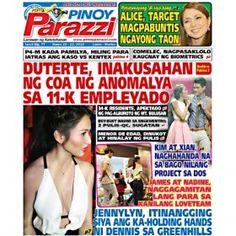 Pinoy Parazzi Vol 8 Issue 77 June 22 – 23, 2015 www.pinoyparazzi.com/pinoy-parazzi-vol-8-issue-77-june-22-23-2015/