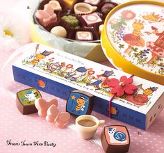Kawaii Chocolates - カレルチャペック♡♥ Dessert