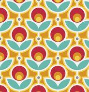 Primrose Poppy van Free Spirit - Juffertje Uil