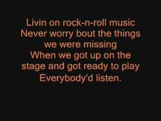 Rock and Roll Band - Boston... My fav Boston song :)