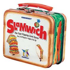 Slamwich Collector's Edition Tin card game