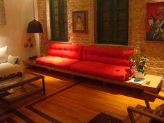 28 Melhores Imagens De Sala Futons House Decorations E Sweet Home