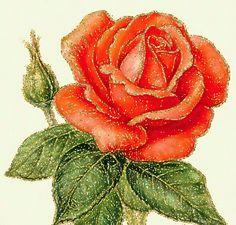 Роза I Wallpaper, Beautiful Roses, Tulips, Gifs, Night, Plants, Knitted Rug, Beautiful Flowers, Be Nice