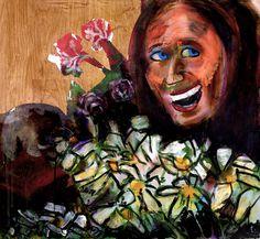 A. Beck, Talent zum dazu passen, Acryl auf Leinwand, 60 x 65 cm, 2010, 875 €