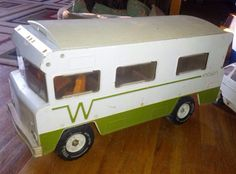 Check out this item in my Etsy shop https://www.etsy.com/listing/242211478/large-retro-tonka-winnebago-vintage