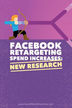Want to see a higher ROI from Facebook?  Facebook retargeting allows you to reach your website visitors via custom ads on Facebook.  In this article you'll discover recent findings from studies focused on Facebook retargeting. Via @smexaminer