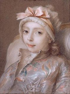 Louis Joseph Xavier de France, Duc de Bourgogne, oldest son of the Dauphin of France, brother of Louis Auguste (future Louis XVI).  Upon the death of this pampered, spoiled noble child of tuberculosis, the shy, intelligent Louis Auguste took one step closer to the throne. ~Leah Marie Brown